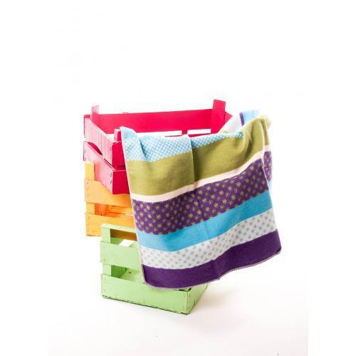 Бебешко одеяло Juwel - Кроко